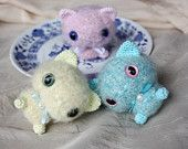PATTERN: Amigurumi Pattern - Tiny Cat Pattern - PDF Crochet Tutorial - Instant Download - In English