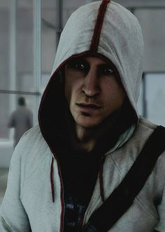 desmond miles. Could listen hours to him, telling me his story