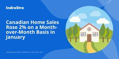 On February 16, 2021, the Canadian Real Estate Association (CREA) released the statistics that showed national home sales set another record in January 2021. Home sales recorded over Canadian MLS® Systems climbed 2% between December 2020 and January 2021 to set another new all-time record. House Prices, Statistics, 2 In, All About Time, February, Real Estate, Home, Real Estates, Ad Home