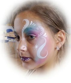 Image detail for -Rainbows Face Painting serving Bristol Bath & The South West