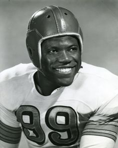 Bill Willis Ohio State Buckeyes Football Jersey - White
