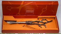 "Scissor Review: Mizutani Acro Type Z Shears 6"""