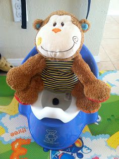 How I potty trained my son in one weekend    The Beckley Buzz: Luke's Potty Party