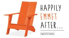You should enter Happily Emmet After Sweepstakes. There are great prizes and I think one of us could win!