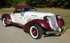 1935 Auburn Boattail Speedster Replica Convertible