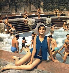 Modische Maschen (DDR-Modemagazine) nr. 1 1968 Photo Günter Rössler