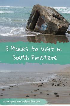 5 Places to Visit in South Finistere, Brittany - Green Wanderess Brittany France, Travel Advise, Top Travel Destinations, Top 5, France Travel, Wanderlust Travel, Travel Guides, Adventure Travel, Places To See