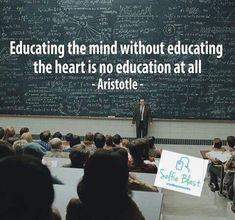 Educating The Mind Without Educating The Heart Is No Education At All - Aristotle  Capture Your Special Memories Today at SelfieBlast dot com!  For all of your cell phone photography accessories!  #photography #selfie #travel #nature #freeshipping #photographylovers #landscape #vacation #selfieblast #selfiestick #selfies #family #holiday #bestgifts #bestsmartphonegadgets #mobilephotography #smartphonephotography #art #camera #images #gifts https://buff.ly/2HeE55K