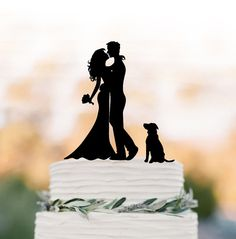 modern family wedding cake topper family wedding cake topper with child and groom 17467