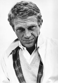 Steve McQueen by William Claxton
