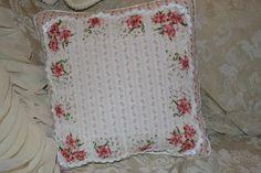 Vintage Handkerchief Wallpaper Stripe by TrueloveQuiltsForYou, $34.00