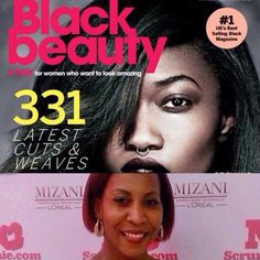 Our talented TressMaster Vicky of @ziuzo_uk @ziuzouk bags her first interview with @blackbeautymag #expert #haircolor #hairsalon #global #london #atlanta #europe #linkinbio