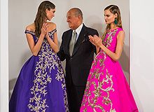 Oscar de la Renta | New York Fashion Week | Fall 2013 | Galliano voltou?