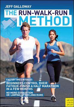 Jeff Galloway's Run-Walk-Run Book