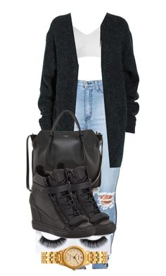 """""""Untitled #703"""" by to-much-swag ❤ liked on Polyvore featuring art"""