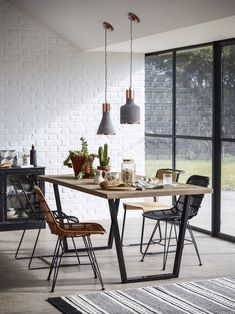 We have many inspirational ideas for the dining room at spotools.com