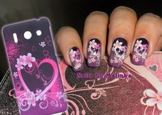Nails by Malinka: Telefoon hoesje - phone case