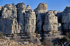 Andalusien: Naturpark El Torcal