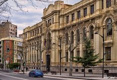12/03/2013 Instituto Bachiller Sabuco. Avenida España.