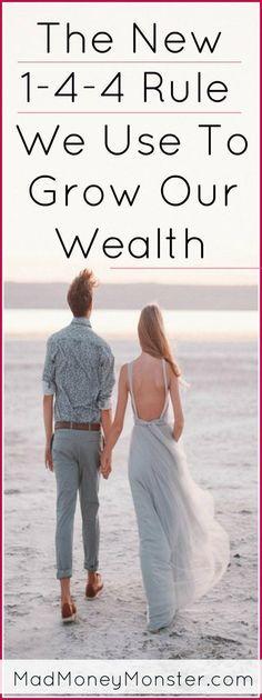 Rule To Grow Wealth | Wealth Building Tricks | Wealth Building Tips | Saving Money | How To Save Money