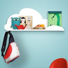 Cloud Shelf #shelf