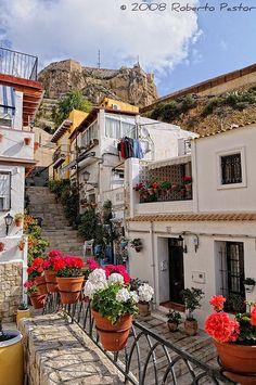 Alicante - El barrio