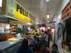 Pollo, market Lagos de Moreno