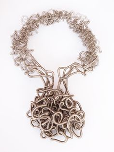 INDUSTRIAL: Marina Massone became an Industrial Designer in 1994 and opened her own studio in San Antonio de Areco, Buenos Aires, Argentina. In 2000 she decided to devote herself to jewellry design exclusively having great success in NY and San Francisco, and other places.