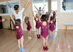 #Ballet como base para el #Patinaje #extraescolaresISP #ColegiosISP