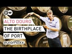 The Birthplace of Port – Visiting the Oldest European Wine Region Alto Douro – Europe to the Maxx - Deutsche Welle 31-10-2020   Not only is the Douro valley the oldest wine-growing region, it's also considered the most beautiful. Since 1756, a legal demarcation has defined where the grapes for port wine can be grown. Here in northern Portugal, the harvested grapes are still trampled underfoot. So it's perfect for our reporter Hendrik Welling to explore this region... The Maxx, Douro Valley, Port Wine, Portugal, Places To Go, Old Things, Europe, Articles, River