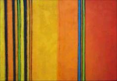 Óleo sobre tela - Abstrato