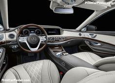 Mercedes-Benz S650 Pullman Maybach 2019 poster, #poster, #mousepad, #tshirt, #printcarposter