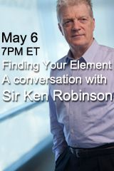 A Conversation with Sir Ken Robinson on Discover Education 5/6/2013
