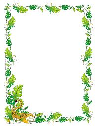 Printable jungle border free gif jpg pdf and png downloads at borders google sgning ruled paperjungle safariwriting spiritdancerdesigns Gallery