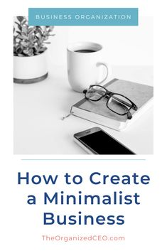 Minimalism has become all the rage these days , but how can we apply those values toward creating a minimalist online business? Online Business Plan, Starting A Business, Business Planning, Business Tips, Business Organization, Organization Hacks, Make Money From Home, Way To Make Money, Virtual Assistant