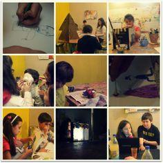 de todo un poquito Polaroid Film, Painting, Art, Home Workshop, Art Background, Painting Art, Kunst, Gcse Art, Paintings