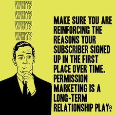 Today's Book Brief is Permission Marketing by Seth Godin. Get a full Book Brief in your inbox every single weekday by signing up for a Free Readitfor.me account @ www. Seth Godin, Personal Development Books, First Step, Content Marketing, Accounting, Leadership, Relationship, Writing, Live