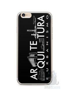 Capa Iphone 6/S Plus Arquitetura #2