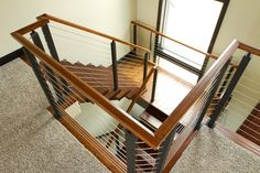 Project detailes StairSupplies™ - Beautiful stair creations