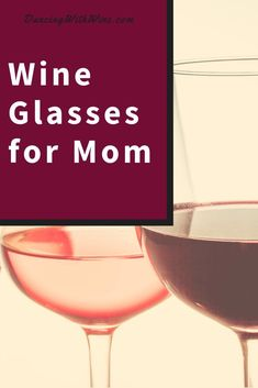 Are you looking for the perfect gifts for mom? If mom is a wine lover, you must check out these wine glasses. Each wine glass has a mom-themed saying that any mother would love to use while sipping her favorite wine. Wine Tasting Party, Wine Parties, Perfect Gift For Mom, Gifts For Mom, Wine Appetizers, Fun Drinks Alcohol, Home Bar Accessories, Wine Mom, Wine Night