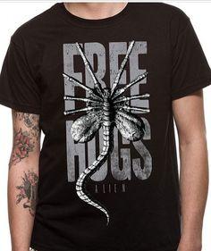 Free hugs at www.dirtees.eu #freehugs #facehugger #aliencovenant #alien #aliens #ridleyscott #prometheus #alienegg #dcifi #horror #dirtees @20thcenturyfoxnl