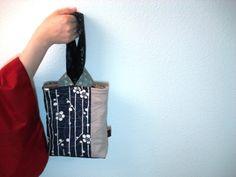 japanese knot bag (etsy)