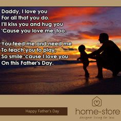 Father's Day is the celebration of the head of the home, and a way of saying thank you for all the lessons learnt and the time spent at special occasions with Dad. Home-Store wishes all fathers a fantastic day in the company of your loved ones.