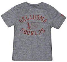 Oklahoma Sooners Grey Gym Class 2 adidas Originals Tri-Blend Vintage Tee $25.99 http://www.fansedge.com/Oklahoma-Sooners-Grey-Gym-Class-2-adidas-Originals-Tri-Blend-Vintage-Tee-_1385959115_PD.html?cj=52-03286=3836217=retro-okla=pinterest_pfid52-03286