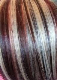 blonde and red hair - Google Search