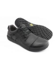 599ade4138e2 Mens Nine2Five Black Minimalist Shoes