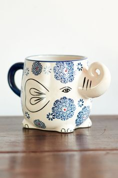 Vintage Cups, Vintage Owl, Personalised Gifts For Him, Customized Gifts, Creative Gifts, Unique Gifts, Earthbound Trading Company, Owl Mug, Great Gifts For Men