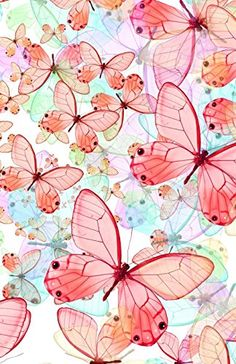 Pastel Butterflies Journal - Beautiful image of butterflies! Love this cover!