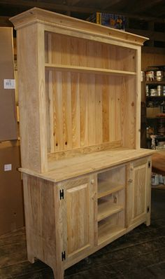 Unfinished Cypress Furniture | All Wood Furniture Incorporated