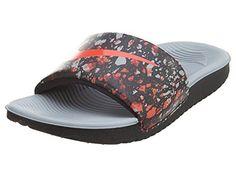 ad80130051c5 Nike Kawa Slide Big Kids Style  819358-005 Size  7 M US NIKE